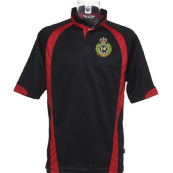 RE Embroidered Rhino Polo Shirt
